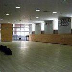 【剣道場】 剣道部が日々練習しています