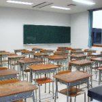 【理科講義室】 理科の授業を行います 放課後の補習で使用されることもあります